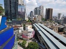 Bangkok Emquartier stockfoto