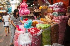 BANGKOK - FEBRUARI 11 arkivbilder