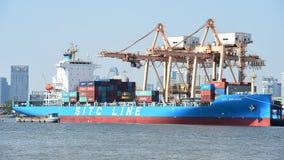 BANGKOK, February 26,2015: Port Authority of Thailand Stock Photos