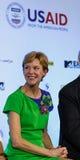 BANGKOK - FEBRUARY 19 2014: US Ambassador Kristie Kenney at MTV Stock Images