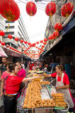 BANGKOK, - FEBUARY 10 : Chinese New Year 2013 - Celebrations in Stock Photos
