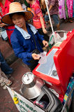 BANGKOK, - FEBUARY 10 : Chinese New Year 2013 - Celebrations in Royalty Free Stock Image