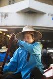 Bangkok Floating Market Royalty Free Stock Photo
