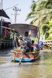 Bangkok Floating Market Stock Images