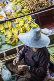 Bangkok Floating Market Royalty Free Stock Photos