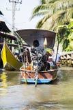 Bangkok Floating Market Royalty Free Stock Image