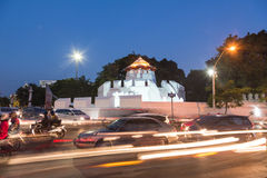 Bangkok fortress Stock Images