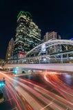 Bangkok-Geschäftszentrum stockfoto