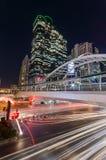 Bangkok-Geschäftszentrum lizenzfreie stockfotos