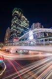 Bangkok-Geschäftszentrum lizenzfreie stockbilder