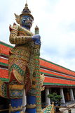Bangkok Giant Demon Royalty Free Stock Photos