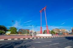 bangkok giant swing thailand Στοκ εικόνες με δικαίωμα ελεύθερης χρήσης