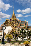 Bangkok Grand Palace Stock Photo