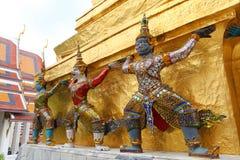 Bangkok, Grand Palace Royalty Free Stock Photography