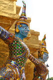 Bangkok, Grand Palace Stock Image