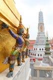 Bangkok, Grand Palace Stock Images