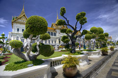 Bangkok Grand Palace Stock Images