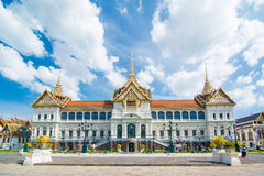 Bangkok Grand Palace, next to Wat Phra Kaew temple Stock Photography