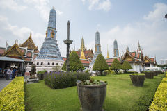 Bangkok Grand Palace stock image