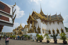 Bangkok Grand Palace Royalty Free Stock Photos