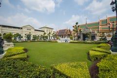 Bangkok Grand Palace Stock Image