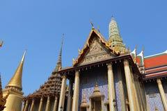 Bangkok Grand Palace. Bangkok, Thailand, Southeast Asia - Grand Palace architecture Stock Photo