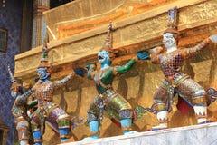 Bangkok Grand Palace Royalty Free Stock Photo