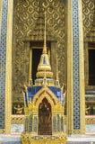 Bangkok, Grand Royal Palace,. Bangkok, Grand Royal Palace decorative details,Thailand Royalty Free Stock Photos