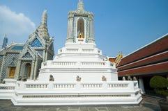Bangkok, Grand Royal Palace. Wat Phra Kaeo, decorative details Stock Image