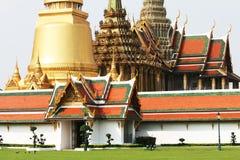 bangkok guldslott Royaltyfri Fotografi