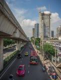 Bangkok is het kapitaal Royalty-vrije Stock Afbeeldingen
