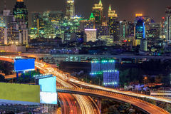 Bangkok High Angle View Royalty Free Stock Photos