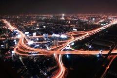 Bangkok Highway Royalty Free Stock Photo