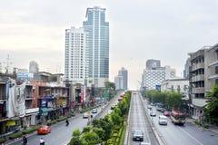 Bangkok highway Stock Images