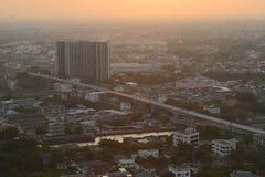 Bangkok homes Royalty Free Stock Photo