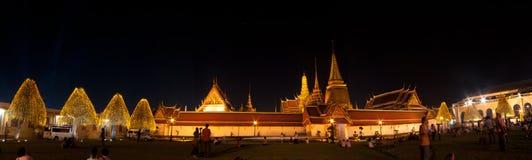 Bangkok il 5 dicembre: Il grande palazzo Immagini Stock Libere da Diritti