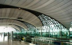 Bangkok International Airport Royalty Free Stock Photography