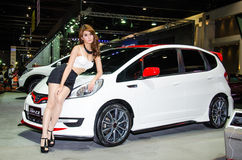 Bangkok International Auto Salon 2013 Stock Image