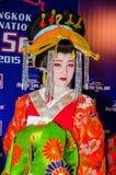 Bangkok International Auto Salon 2015 Royalty Free Stock Images
