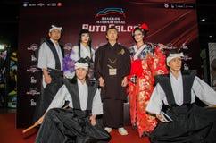 Bangkok International Auto Salon 2016 Stock Photo