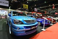 Bangkok International Auto Salon 2013 Stock Photo