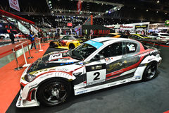 Bangkok International Auto Salon 2013 Royalty Free Stock Image