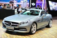 Bangkok International Motor Show Royalty Free Stock Image