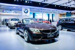 Bangkok International Motor Show 2015 Royalty Free Stock Images