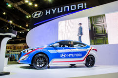 Bangkok International Motor Show 2015 Royalty Free Stock Photo