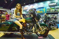 Bangkok-Internationale Automobilausstellung 2015 stockbilder