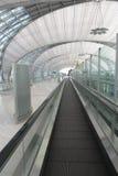 Bangkok-internationaler Flughafen Lizenzfreie Stockfotos