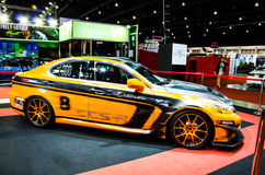Bangkok internationell auto salong 2013 Royaltyfri Bild
