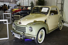 BANGKOK - JUNE 22 Fiat Topolino 500C Year 1949 , 500 CC , Italy Royalty Free Stock Images