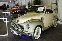 BANGKOK - JUNE 22 Fiat Topolino 500C Year 1949 , 500 CC , Italy Royalty Free Stock Images